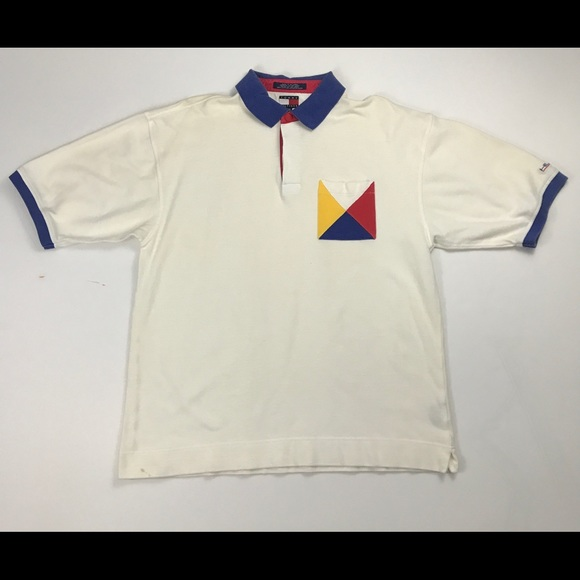 87920e85 Tommy Hilfiger Shirts | Mens Polo White Xxlarge | Poshmark